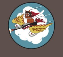 301st Fighter Squadron Emblem Baby Tee