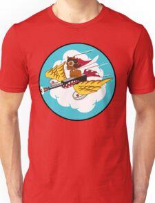 301st Fighter Squadron Emblem Unisex T-Shirt