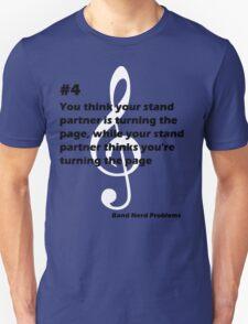 Band Nerd Problems #4 T-Shirt