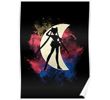 Sailor Space poster Poster
