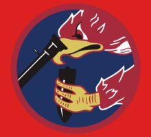 492d Fighter Squadron Emblem Kids Clothes