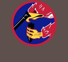 492d Fighter Squadron Emblem Unisex T-Shirt