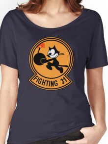 VFA-31 Fighting 31 Emblem Women's Relaxed Fit T-Shirt