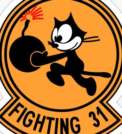 VFA-31 Fighting 31 Emblem Sticker