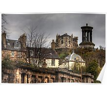 The view from Waterloo Place Poster