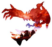 Yveltal used Oblivion Wing by Gage White