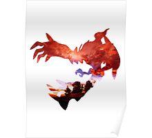 Yveltal used Oblivion Wing Poster