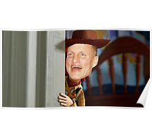 Woody Toy Stoy Poster