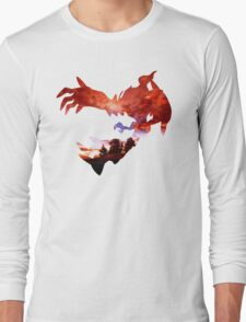 Yveltal used Oblivion Wing Long Sleeve T-Shirt