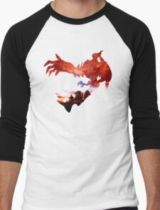 Yveltal used Oblivion Wing Men's Baseball ¾ T-Shirt