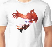 Yveltal used Oblivion Wing Unisex T-Shirt