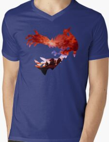 Yveltal used Oblivion Wing Mens V-Neck T-Shirt