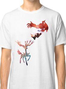 Xerneas vs Yveltal Classic T-Shirt
