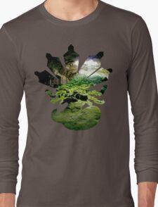 Zygarde used Camouflage Long Sleeve T-Shirt