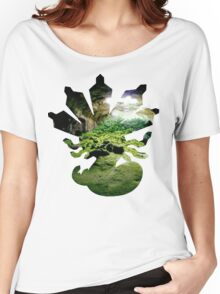 Zygarde used Camouflage Women's Relaxed Fit T-Shirt