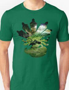 Zygarde used Camouflage Unisex T-Shirt
