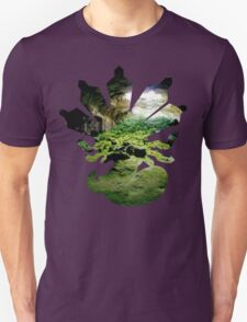 Zygarde used Camouflage T-Shirt