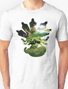 Zygarde used Camouflage T-Shirt