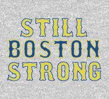 I Am Still Boston Strong 3 by HelloSteffy