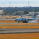 China Air Force Ilyushin Il-76 - Perth Airport by EOS20