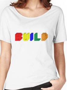 Build Women's Relaxed Fit T-Shirt