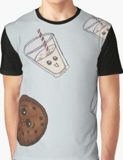 cookies and milk Graphic T-Shirt