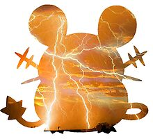Dedenne used Thunder by Gage White