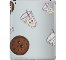 cookies and milk iPad Case/Skin