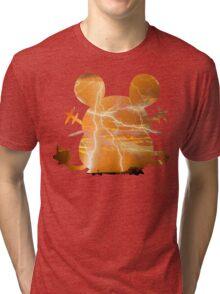 Dedenne used Thunder Tri-blend T-Shirt