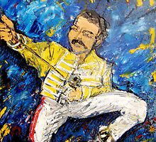 Here's Freddie by Ronda Richley