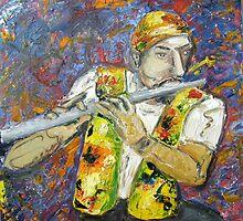 Ian Anderson by Ronda Richley