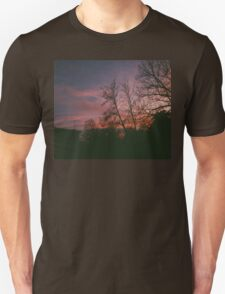 6:34, suburbs, winter T-Shirt