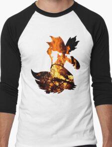 Delphox used Mystical Fire Men's Baseball ¾ T-Shirt