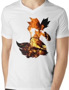Delphox used Mystical Fire Mens V-Neck T-Shirt