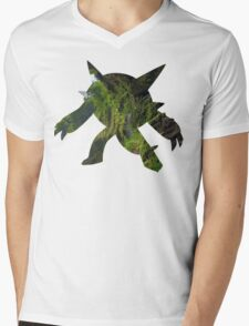 Chesnaught used Seed Bomb Mens V-Neck T-Shirt