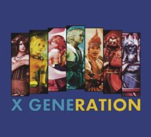 X Generation by soundfighter