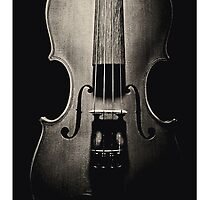 an ancient rare violin by Pixmover