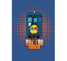 Doctor Minion 10 Photographic Print