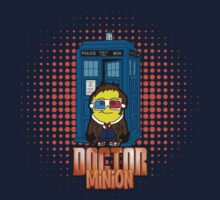 Doctor Minion 10 Kids Tee