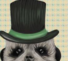 Mr Meerkat Sticker