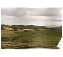 Buxton Road - A View Poster