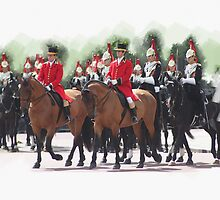 Trooping of the Colour by Lightrace