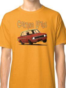 Ford Cortina Lotus Mk2 Classic T-Shirt