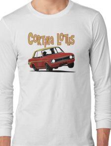 Ford Cortina Lotus Mk2 Long Sleeve T-Shirt