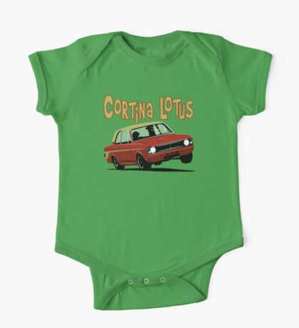 Ford Cortina Lotus Mk2 One Piece - Short Sleeve