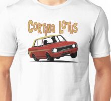 Ford Cortina Lotus Mk2 Unisex T-Shirt