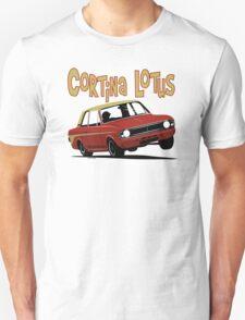 Ford Cortina Lotus Mk2 T-Shirt