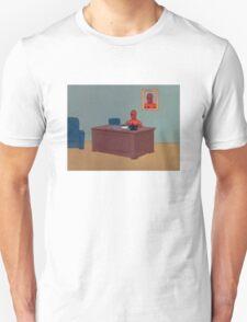 Spiderman Desk T-Shirt