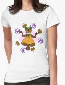 Yogi Womens Fitted T-Shirt