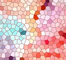 Colorful Tiles by callawinter